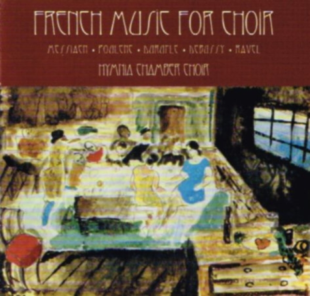 French music for choir